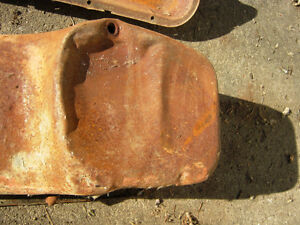 396 Chevrolet Big Block Oil Pan Valve Covers Regina Regina Area image 4