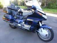 1988 Goldwing 1500 Low Mileage Excellent Condition