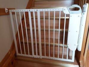 Barrière d'escalier