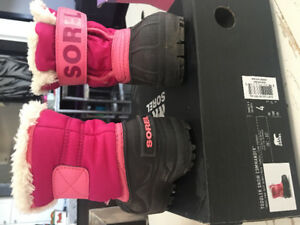 Toddler Size 4 boots/shoes
