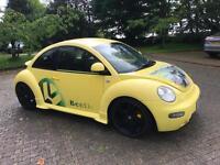 Volkswagen Beetle 2.0 2000 W Sport Bodykit