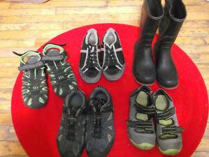 Chaussures et bottes et sandales enfants 9 ans - 11 ans