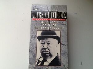 """""""ALFRED HITCHCOCK - VHS 2 MOVIES"""""""