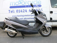 Suzuki UH Burgman 125 Executive Scooter / Nationwide Delivery Available!