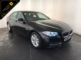 2014 64 BMW 520D SE AUTO DIESEL 4 DOOR SALOON 1 OWNER SERVICE HISTORY FINANCE