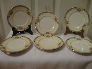 17 pcs.QUALITY ALFRED MEAKIN REPLACEMENT DINNERWARE [CELIA]