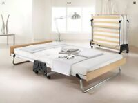 Small double zbed frame