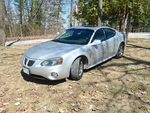 2004 Pontiac Grand Prix GT2 Sedan