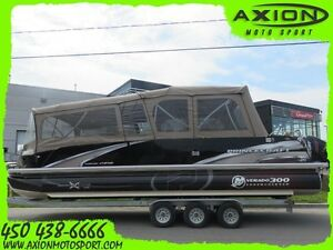 2014 PRINCECRAFT PONTON 27  vogue se - PONTON 136,60$/SEMAINE