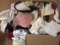 Mixed box of fabric