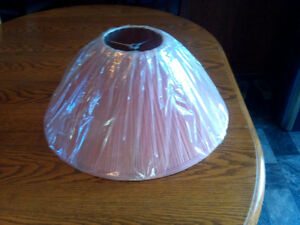 Rose Pleated Lampshade Regina Regina Area image 1