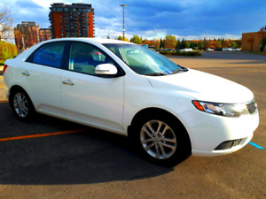 2012 KIA FORTE EX AUTOMATIC ***FINANCE *** LOW KM