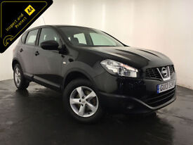 2013 NISSAN QASHQAI VISIA AUTOMATIC SERVICE HISTORY FINANCE PX WELCOME