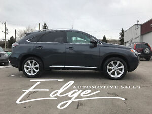2010 Lexus RX 350 Ultra Premium Touring **NAV/B.Cam/TOP MODEL**