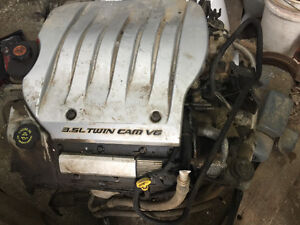 3.5 L engine out of 2002 olds intregue