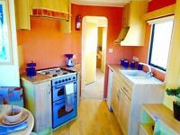 Luxury static caravans on peaceful Cornwall site just outside Newquay. Close to beaches.