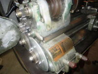 """SOUTHBEND METAL LATHE 9"""" x 24"""" WITH TAPER ATTACHMENT - AD 1"""