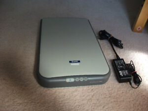 Epson Perfection 1200 Scanner