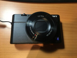 Immaculate Condition - Sony RX100 Mark I