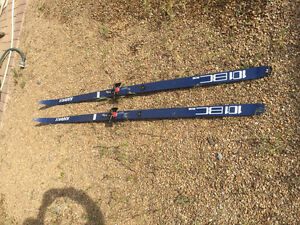 Karhu cross country  skis 101bc 205