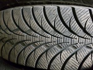 4 pneu GoodYear Ultra Grip Ice  255/70R18