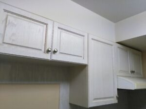 KITCHEN CABINETS (USED) - trade or sale