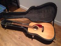 Simon and Patrick 6 Spruce Acoustic Guitar