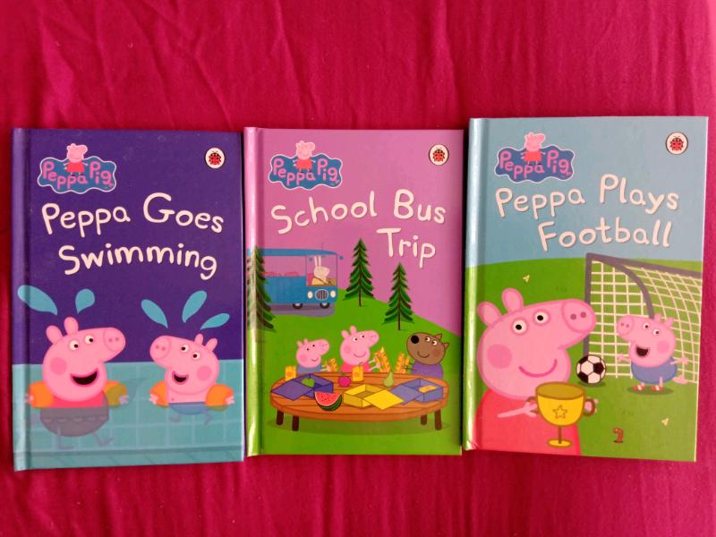 Peppa Pig Books X3 In Maida Vale London Gumtree
