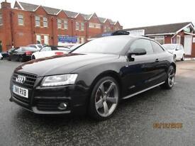 2011 Audi A5 2.0 TDI Black Edition 2dr
