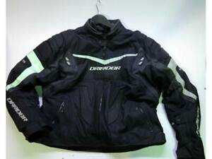 Dririder Black Motorcycle Jacket 024900172808 Rockingham Rockingham Area Preview