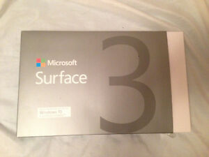 MICROSOFT SURFACE 3 + KEYBOARD