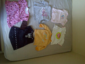 0-3 and 3 month baby girl clothes London Ontario image 4