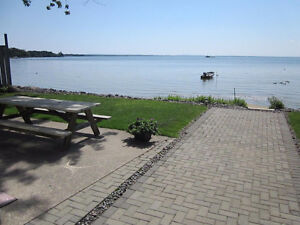 2 BR  Furnished Lakefront Apartment North Bay Lakeshore Drive