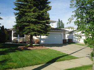 2 Story Home in a Quiet Neighborhood backing onto a park
