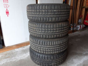 4 Snow Tires for Sale