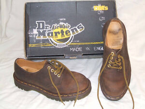 Doc Marten Leather Shoes