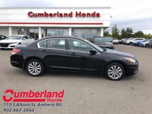2011 Honda Accord Sedan EX-L  - Leather seats