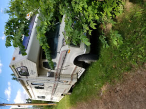 1990 Ford cutaway motorhome 27ft