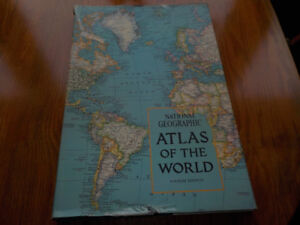 National Geographic Atlas of the World 4th Edition