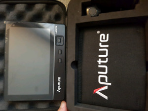 Brand new aputure 7 inch monitor first $200