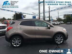 2014 Buick Encore Leather  LEATHER,REMOTE START,SUNROOF,NAV,REAR
