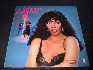 Donna Summer - Bads Girls (1979) LP 2 disques album DISCO