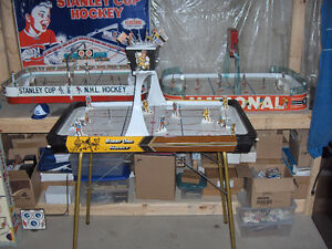 WANTED: OLD VINTAGE TABLE HOCKEY GAME