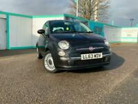 Fiat 500 0.9 TwinAir ( 85bhp ) ( s/s ) LOUNGE superb condition CALL 07400908644