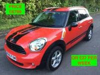 2010 MINI COUNTRYMAN D / PX WELCOME / LEATEHR SEATS / 4x4