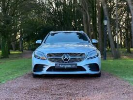 2019 Mercedes-Benz C Class C300d AMG Line G-Tronic+ (s/s) 5dr Estate - Furnesspa