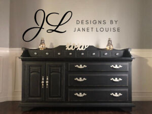 Gorgeous unique dresser/buffet