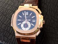Patek Philippe Nautilus ETA 7750 | Not Rolex