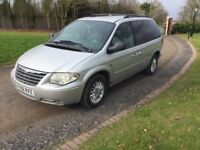 CHRYSLER VOYAGER 2.8 CRD AUTO 2006 £1495