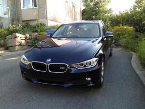 BMW 320 avec Toit ouvrant et 67 800 KM seulement !!!